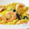 Henrys Taiwan Kitchen Shrimp with Two Kinds of Eggs